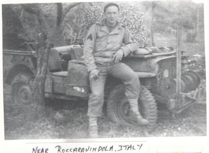Bill E. Chapman near Roccaravindo, Italy Thanksgiving 1943 25.0011.1.jpg